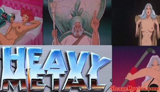 Heavy Metal (1981) watch adult animation