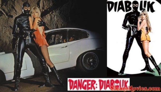 Danger: Diabolik (1968) watch online