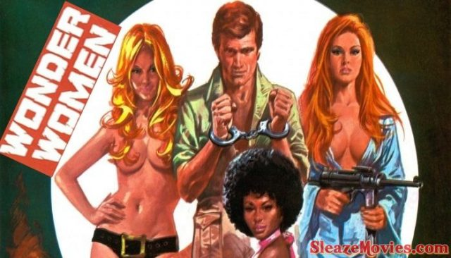 Wonder Women (1973) watch online