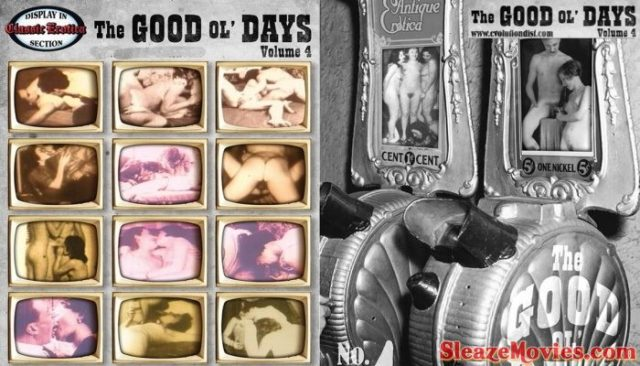 The Good Ol' Days 4 (1920-50's) Vintage Porn Documentry