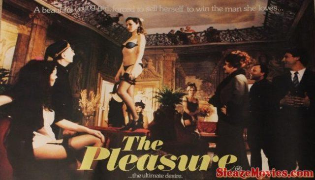 The Pleasure (1985) Joe D'Amato watch online