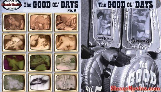 The Good Ol' Days 5 (1920-60's) Vintage Porn Documentry
