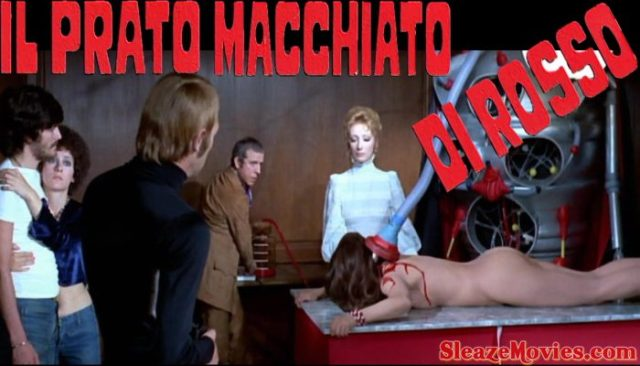 The Bloodstained Lawn (1973) watch online