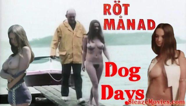 Rötmånad aka Dog Days (1970) watch online