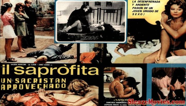 The Profiteer aka Il Saprofita (1974) watch uncut