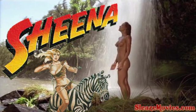 Sheena (1984) watch uncut