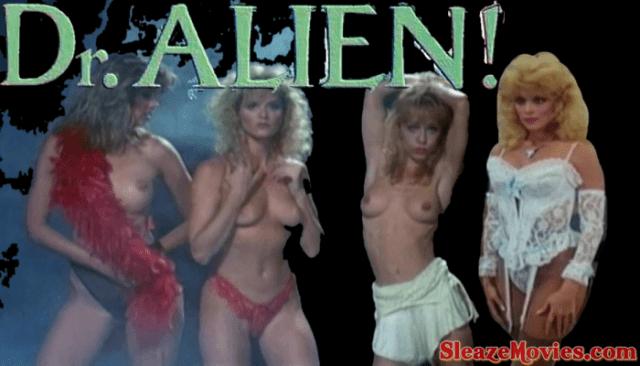 Dr. Alien (1989) watch uncut (Remastered)