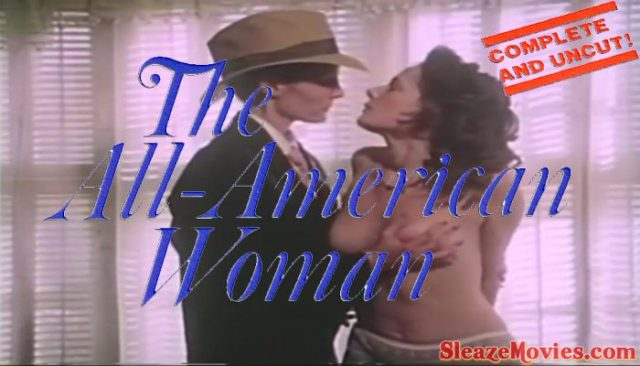 The All-American Woman (1976) watch uncut