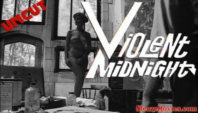 Violent Midnight (1963) watch uncut