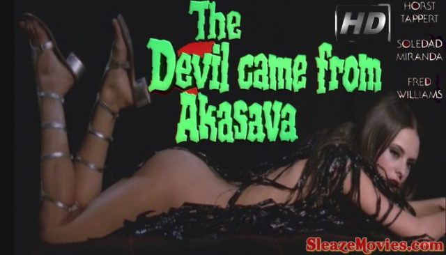 The Devil Came from Akasava (1971) watch uncut