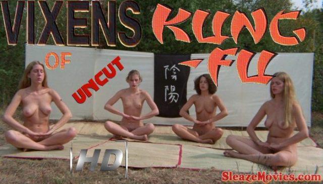 Vixens of Kung Fu (1975) watch uncut