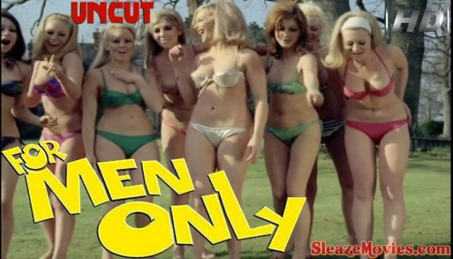 For Men Only (1968) watch uncut