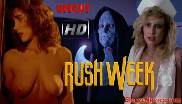 Rush Week (1991) watch uncut