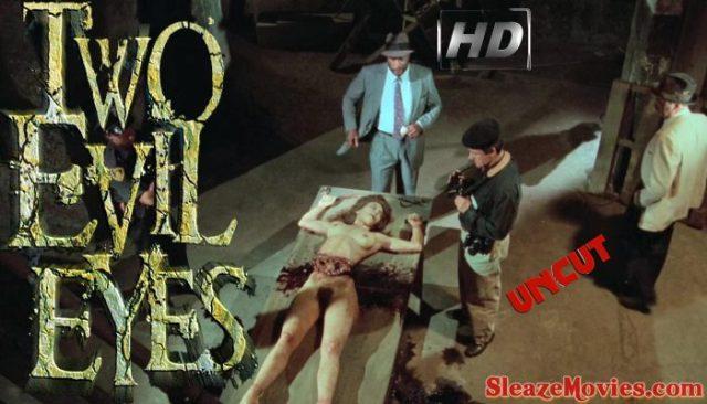 Two Evil Eyes (1990) watch uncut