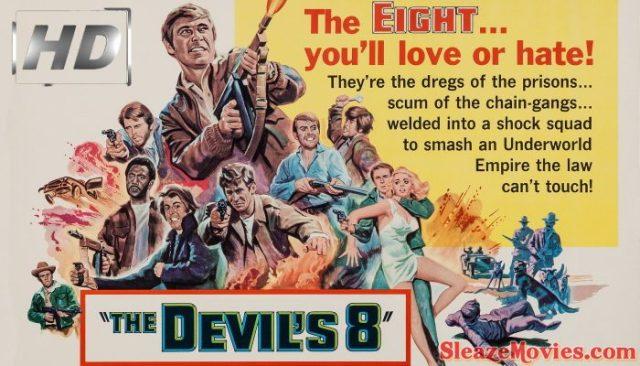 The Devil's 8 (1969) watch online