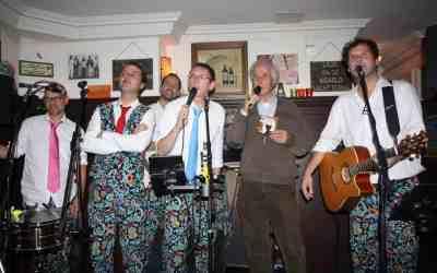 De Slechte Band 'live in 't café'