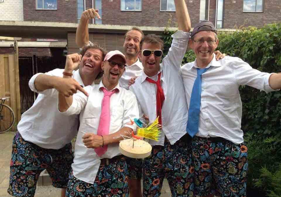 Slechte Band wint DAT Straatmuzikantenfestival in Alphen aan de Rijn