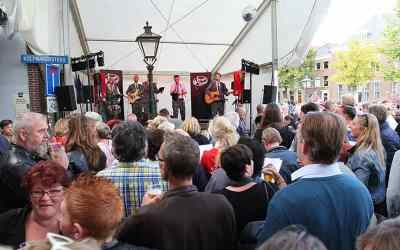De Slechte Band bij Leidens Ontzet 2021