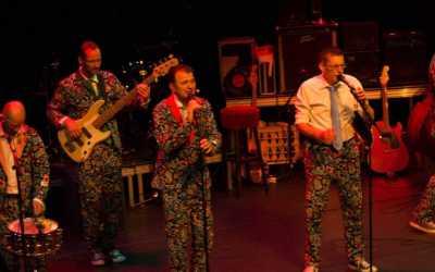 De Slechte Band weer in de Leidse Schouwburg!