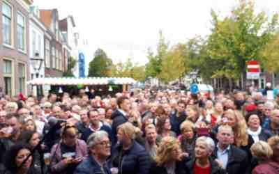 Leiden is ontzet(tend gezellig!)