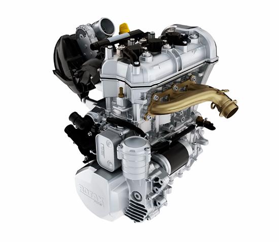 Ace 900 snowmobile engine BRP