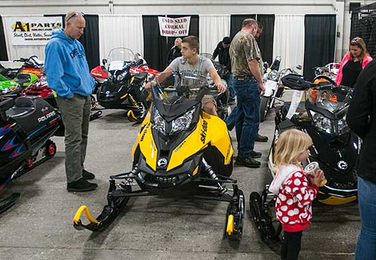 2016 Sled Expo Exhibitors