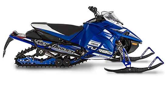 2017 Yamaha Sidewinder RTX LE