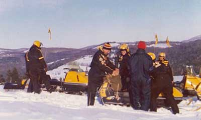 My Grandfather: The Golden Age of Snowmobiling