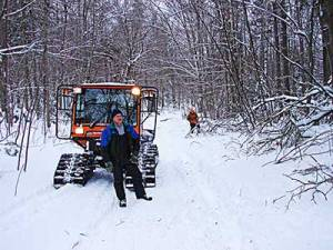 Randy Toth is a certified Vermont State Police Safety Education Program Snowmobile Instructor