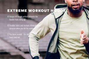 Adidas Technical Range - Extreme Workout Hoody
