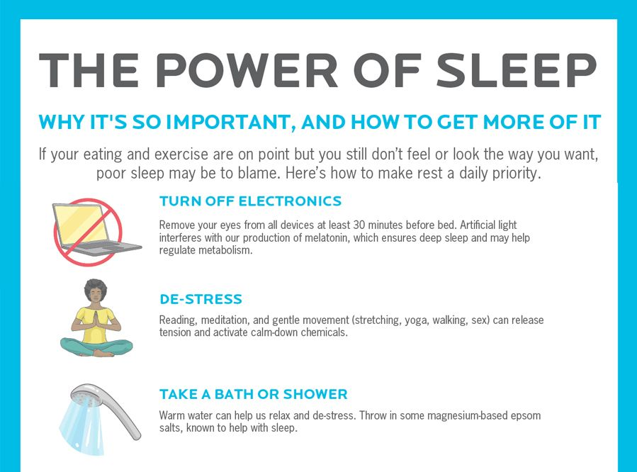Importance of Sleep – 6 Reasons Why You Need Enough Rest
