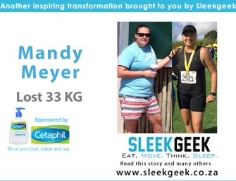 Mandy Took Charge of Her Health – And Lost 33kgs!