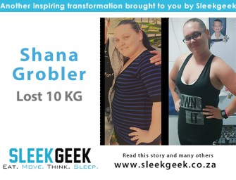 Shana's Desire to Change Helped Her Lose 10kg!