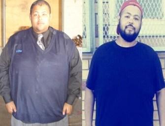 Dalton Smith: 75kgs down so far and driven by faith