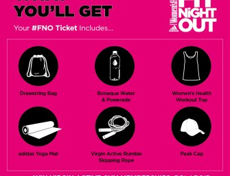 Win tickets to Fit Night Out + Sleekgeek special offer!