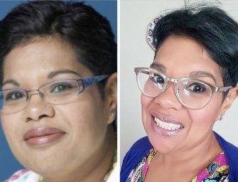 "Jasmine Arnold ""Budget Bokkie"" loses 24kgs"