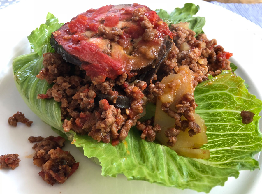 Recipe – Beef Mince Bake