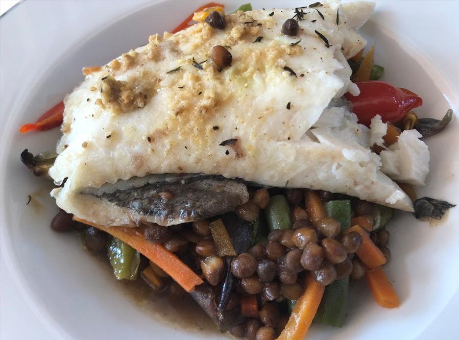Recipe – One Pan Fish Bake