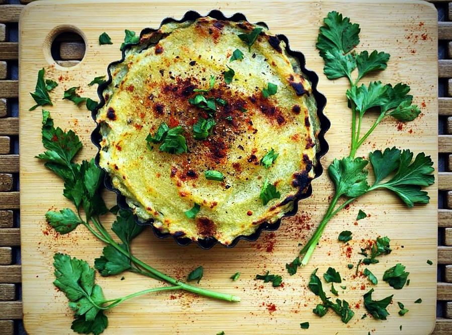 Recipe – Sweet Potato Cottage Pie