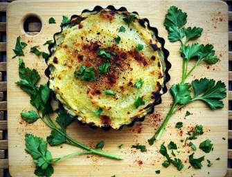 [Recipe] Sweet Potato Cottage Pie