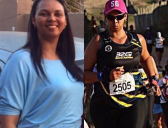 QA: Jasmine Harris down 17kgs and loving life!