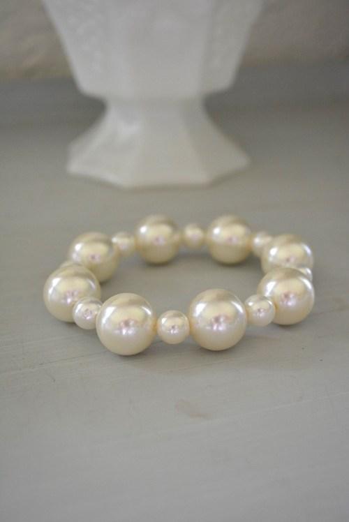 Simply Pearl Bracelet, Pearl Bracelet