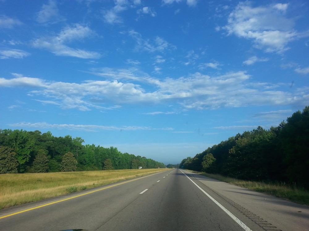 Texas Road Trip!
