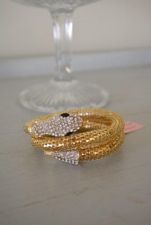 Snake Mesh Bracelet, Mesh Bracelet, Wrap Bracelet, Gold Wrap Bracelet, Snake Bracelet, Gold Snake Bracelet, Snake Jewelry