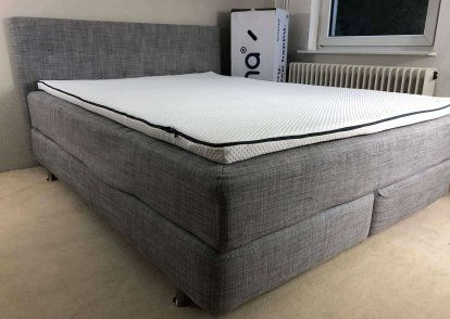 emma mattress topper review for the uk