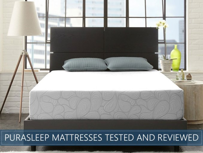 Purasleep Mattress Reviews   Comparisons   Top 4 Picks for 2018 Highest Rated Purasleep Mattress Reviews