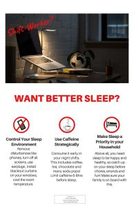 Want Better Sleep