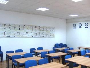 sleepy classroom
