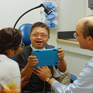 OSA Treatment Down Syndrome