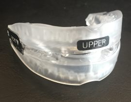 SnoreRx Snoring Mouthpiece is made of BPA-free materials